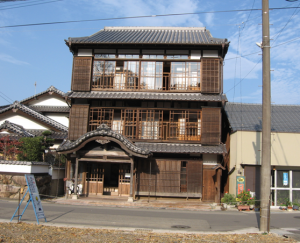 細島の資料館、元は高鍋藩主の宿「高鍋屋」
