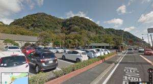Googleマップで作成:10号仙厳園